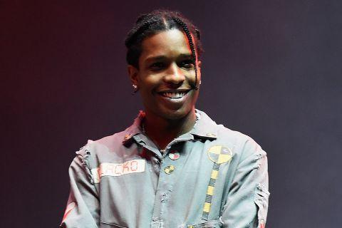 Listen to A$AP Rocky's New Album 'Testing'