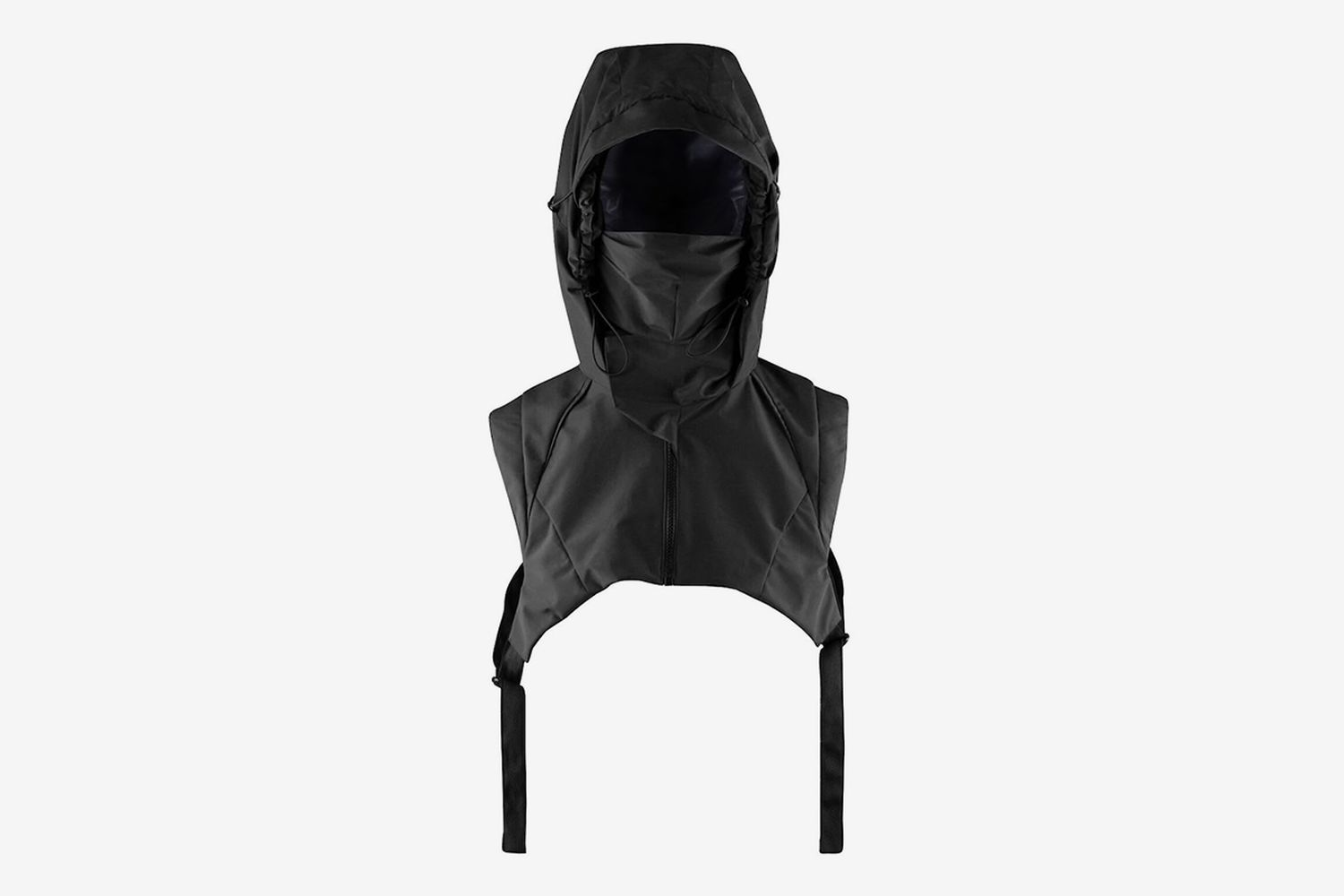 Hooded Nylon Gaiter Mask