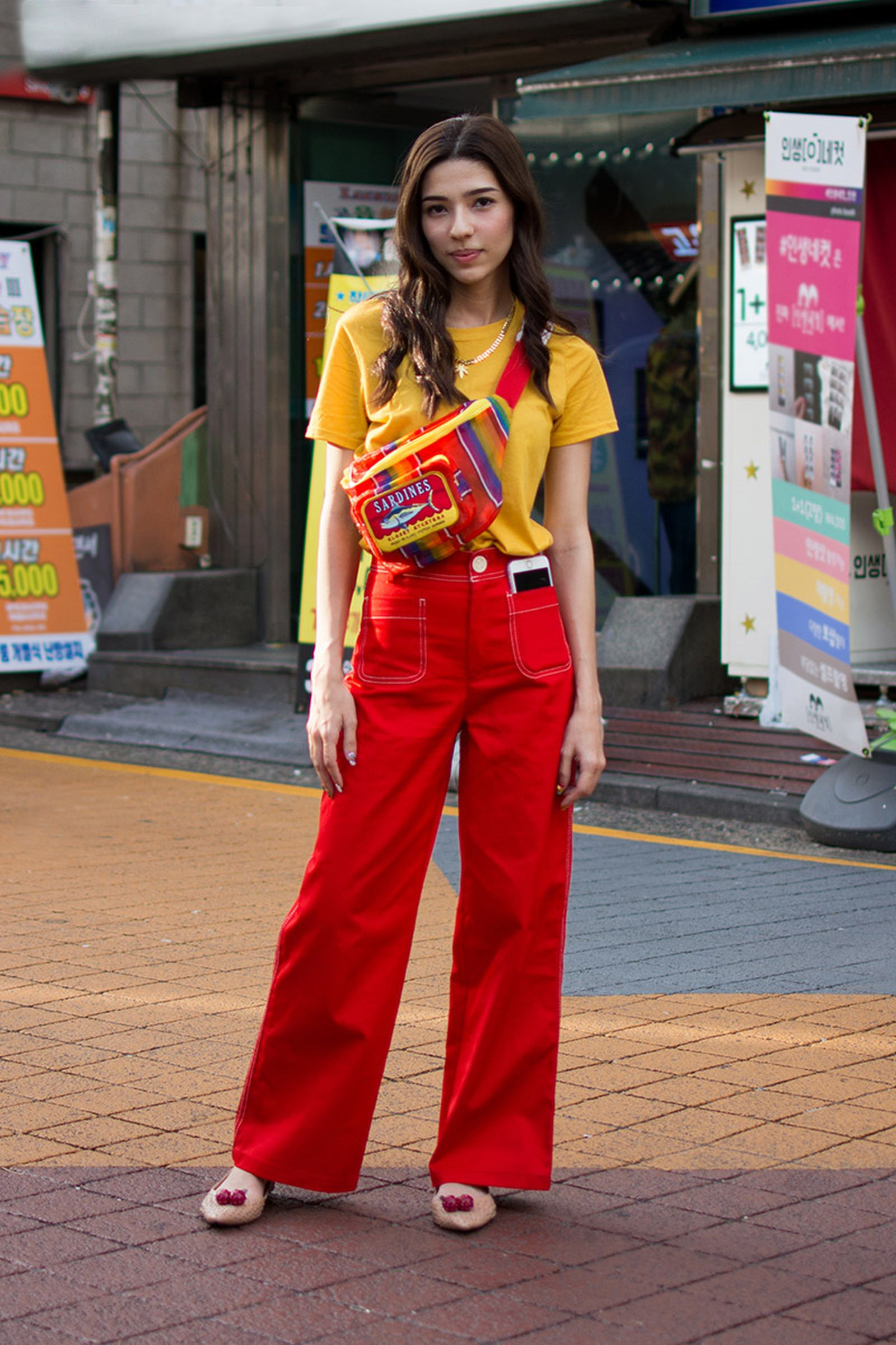 seoul street style july13 Balenciaga Children of the Discordance Gucci