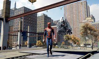 Swing Across New York City in 'Marvel's Spider-Man' Open-World Trailer
