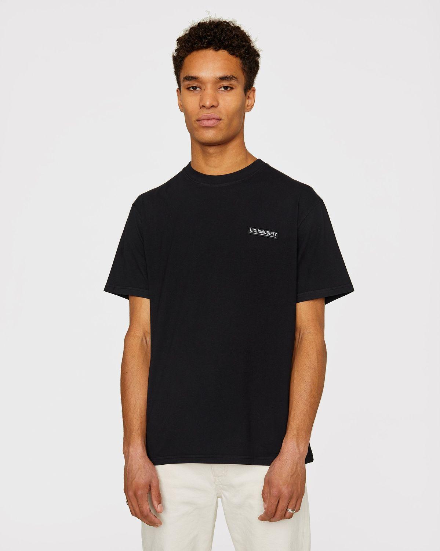 Highsnobiety Staples — T-Shirt Black - Image 2