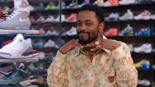 d8026c092534 Lakeith Stanfield Goes Sneaker Shopping  Watch Here