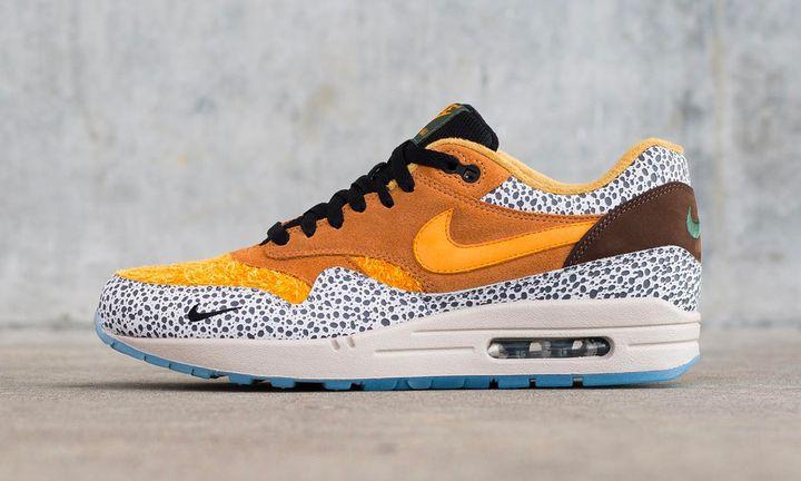 """atmos x Nike Air Max 1 """"Safari"""""""