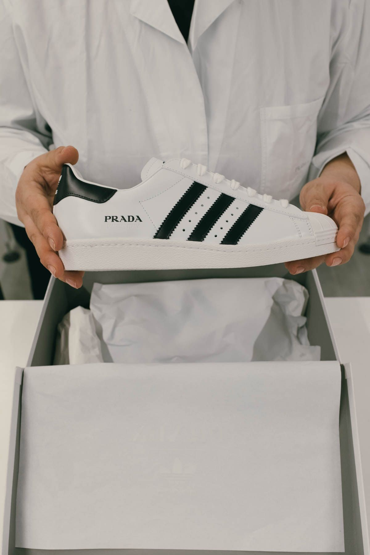 Dear Internet, This is Why the Prada x adidas Superstar Costs $500 10