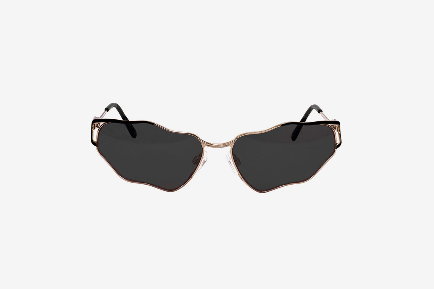 Melted Frame Sunglasses