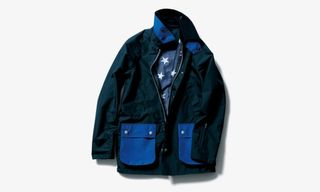 SOPHNET. Partners With Barbour for Exclusive Bedale Jacket