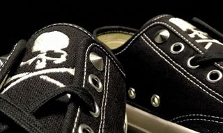 Here's Your First Official Look at the Latest mastermind JAPAN x Converse Collab