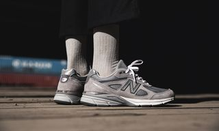 The Legend of the $100 New Balance 990