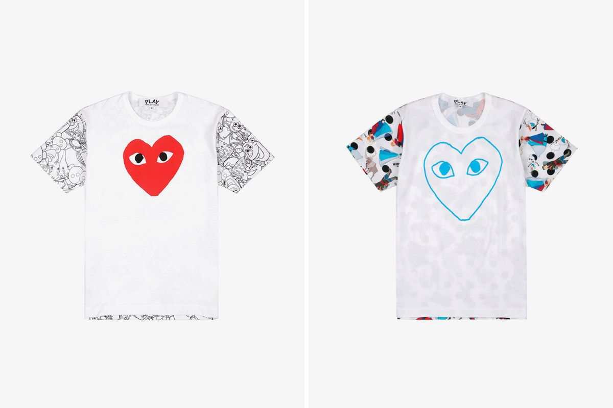 b903975d2422 All of Disney's Fashion Collaborations: High Fashion Designers & Streetwear