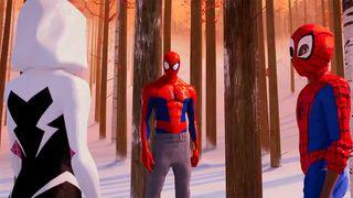 spider man into the spider verse trailer Spider-Man: Into the Spider-Verse