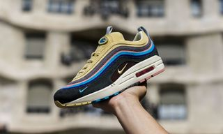 868e4b9471f53 ... Restock of the Nike Air Max 1 97 Sean Wotherspoon. Sneakers