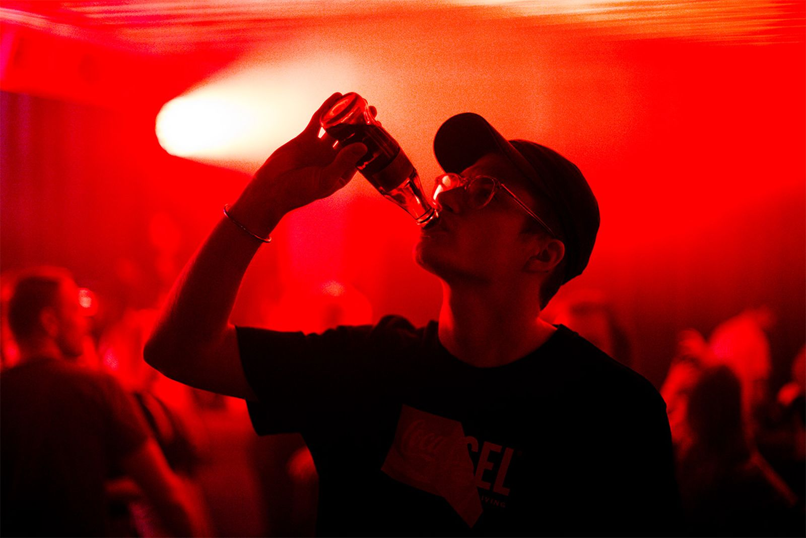 diesel x coca cola launch party berlin