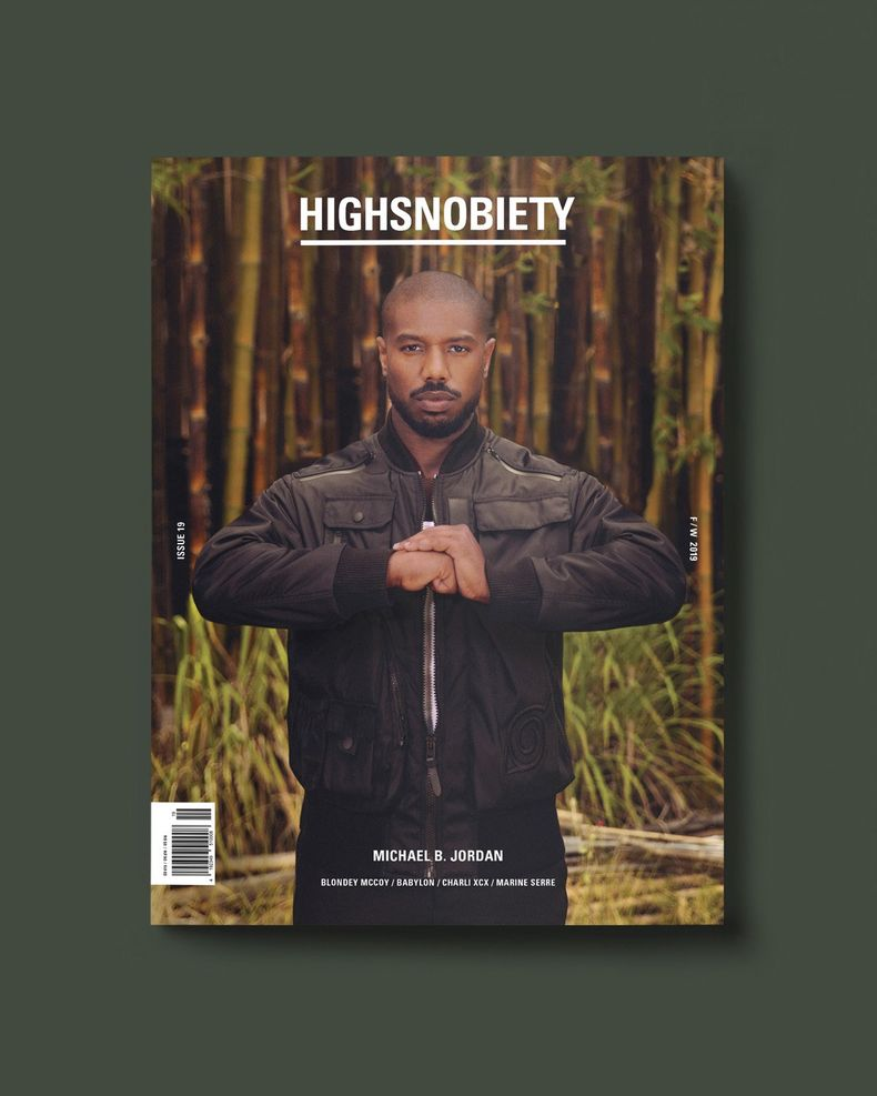 Highsnobiety Magazine Issue 19: Michael B. Jordan Edition