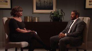 snl r kelly interview parody Kenan Thompson R. Kelly leslie jones