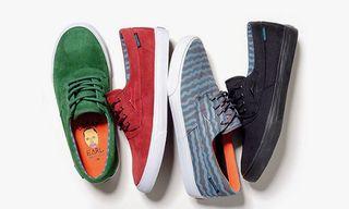 Earl Sweatshirt x Lakai Footwear Collection