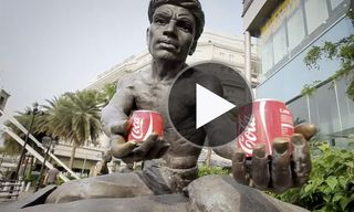 Coca-Cola Introduces the Sharing Can