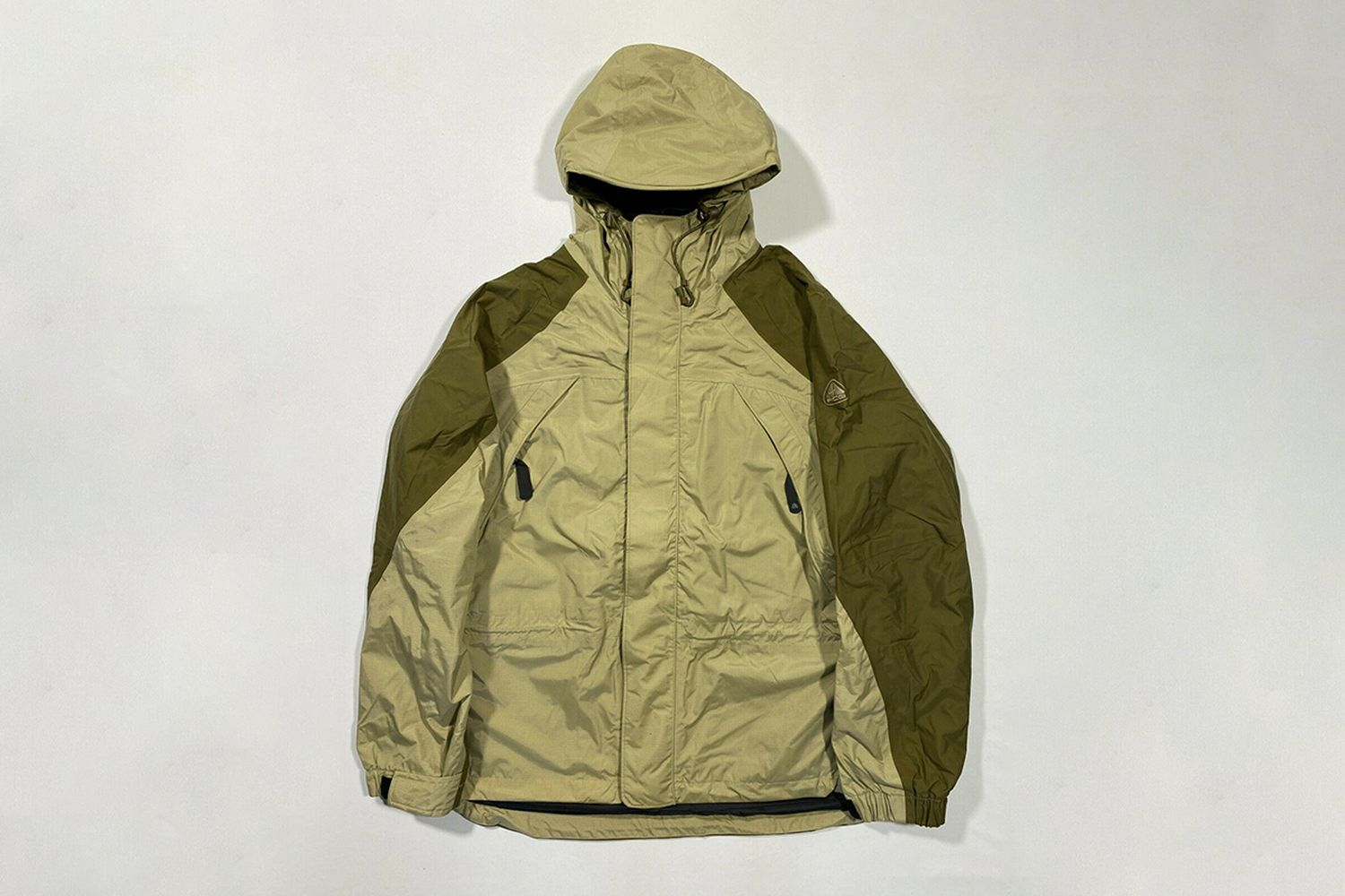 3 Outer Layer Rare Vintage 90s Jacket