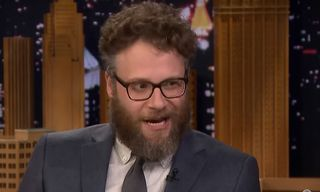 Seth Rogen Reading Dramatic Dad Texts Is Unsurprisingly Hilarious