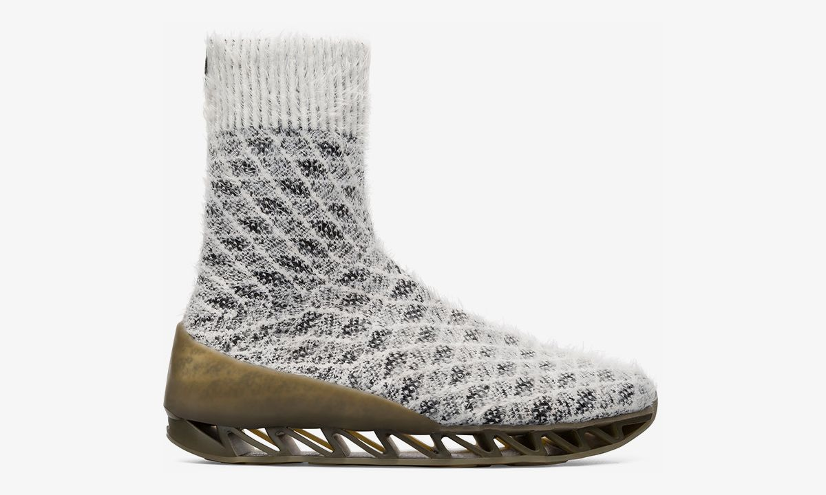 EXCLUSIVE: Bernhard Willhelm's Wild Himalayan Sneaker Celebrates 10th Anniversary