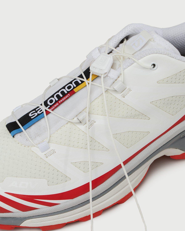 Salomon XT-6 ADV Vanilla Ice/ White/ Red - Image 4