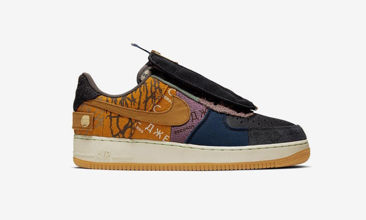Shop the Nike x Travis Scott Air Force 1