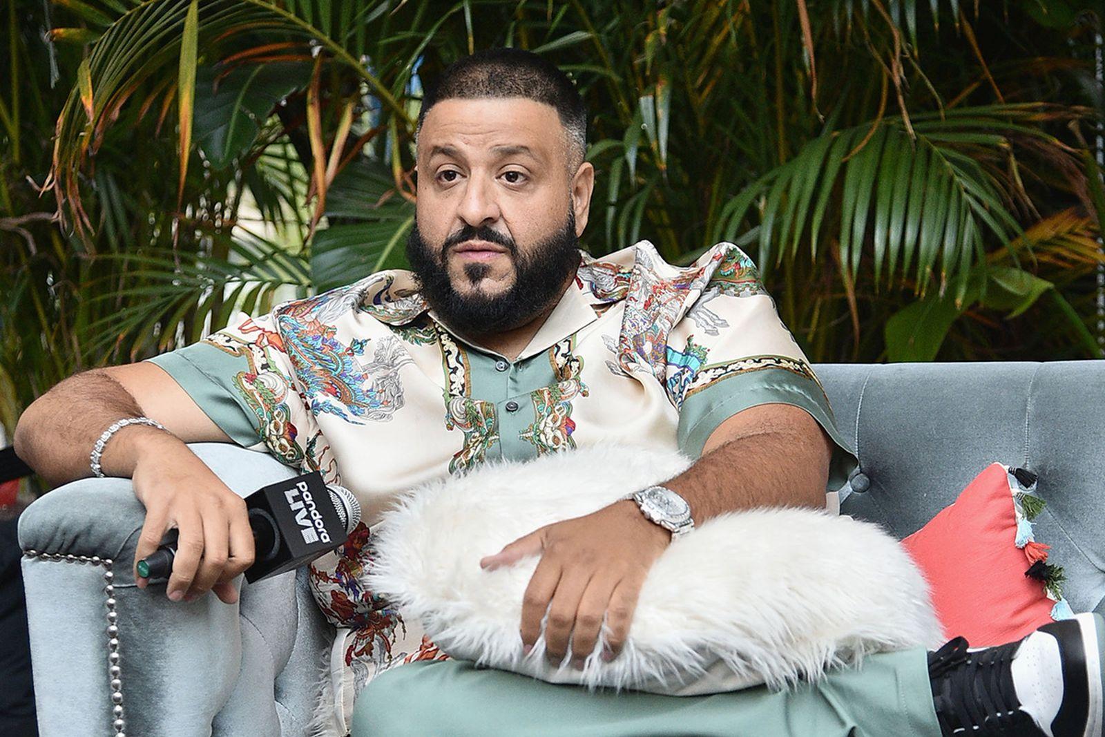 dj khaled suing billboard Father of Asahd IGOR the creator
