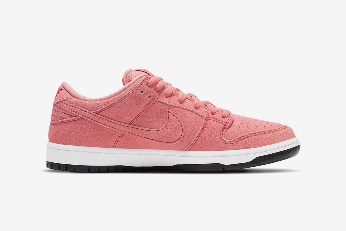 "Add Nike SB's Dunk Low ""Pink Pig"" to Your Wish List Along With These Other Fire Kicks 63"