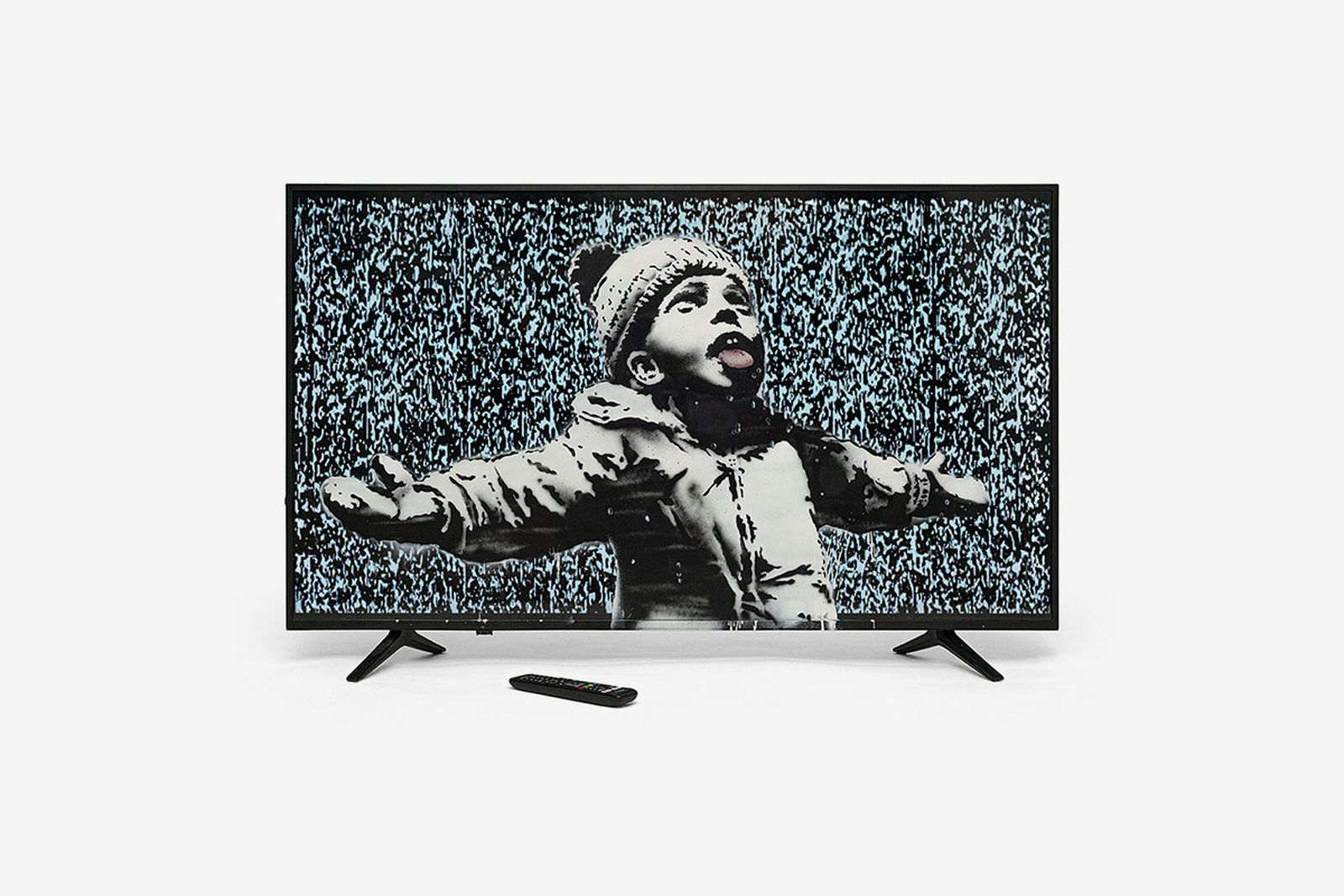 Banksy Gross Domestic Product TV