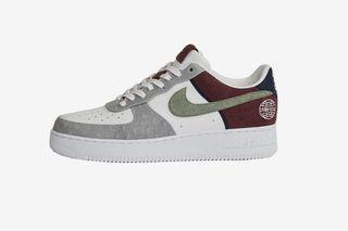 "quality design f5781 f809f Sneakersnstuff x Nike Air Force 1 ""Fryken"" Friends   Family"