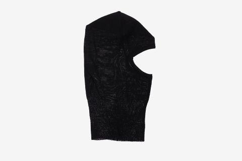 Wool Knit Balaclava