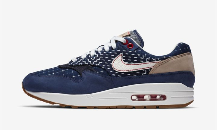 Denham x Nike Air Max 1 product shot