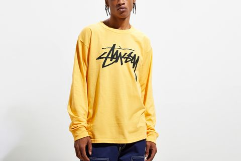 Old Stock Long Sleeve Tee