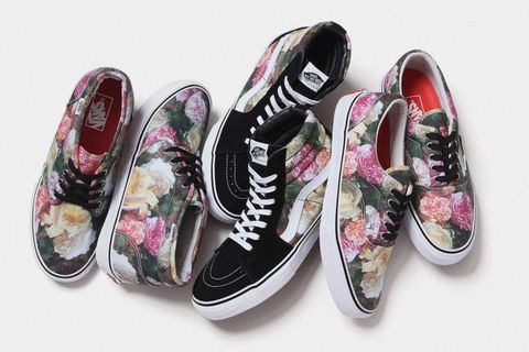 6a5593a154 Supreme x Vans  A Full History of Collaborations