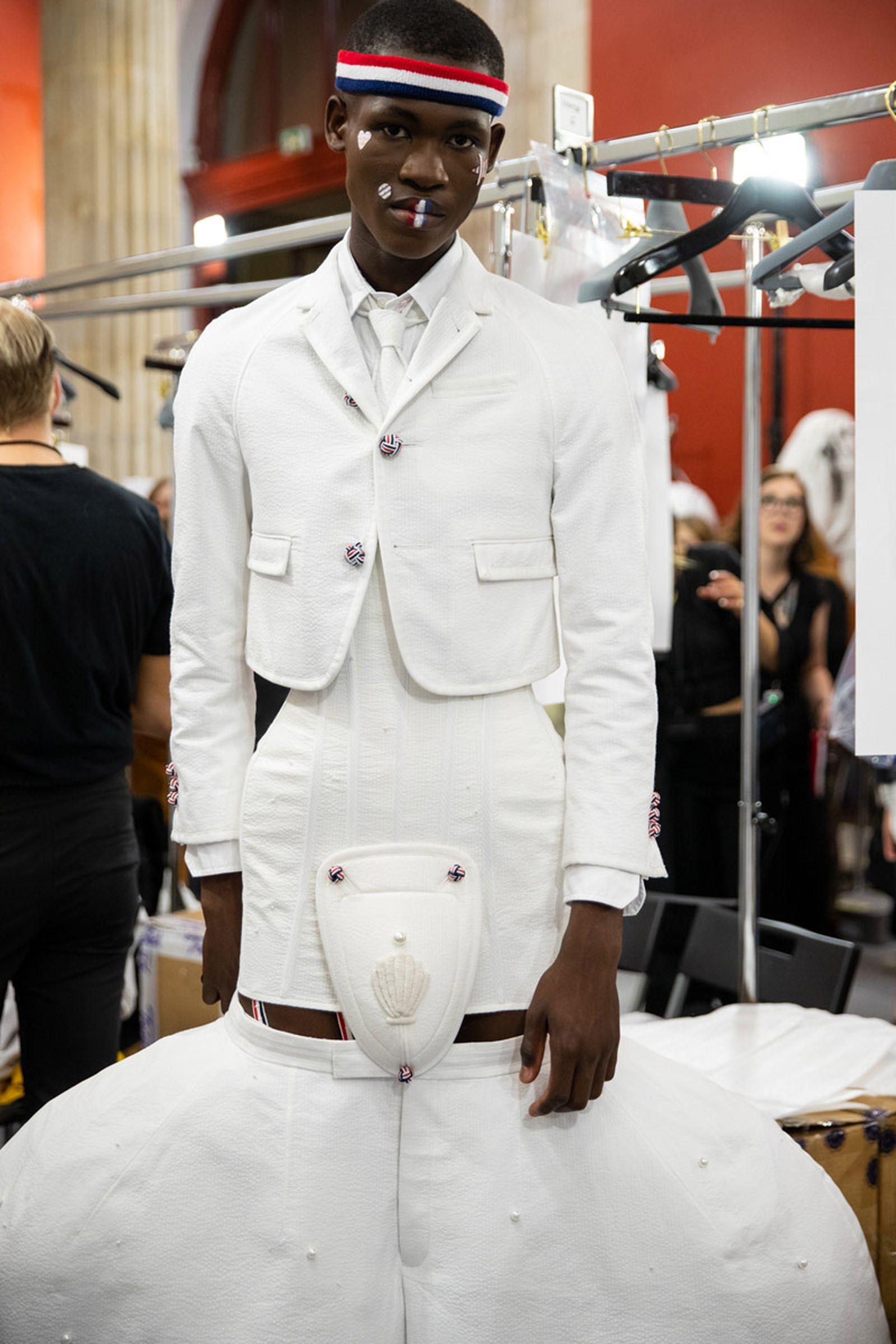 MSS20 Paris Thom Browne Eva Al Desnudo For web 12 paris fashion week runway