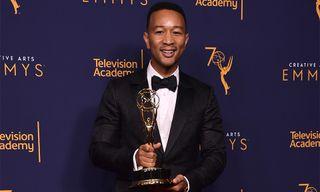 John Legend Is the First Black Man to Win Emmy, Grammy, Oscar, & Tony Awards