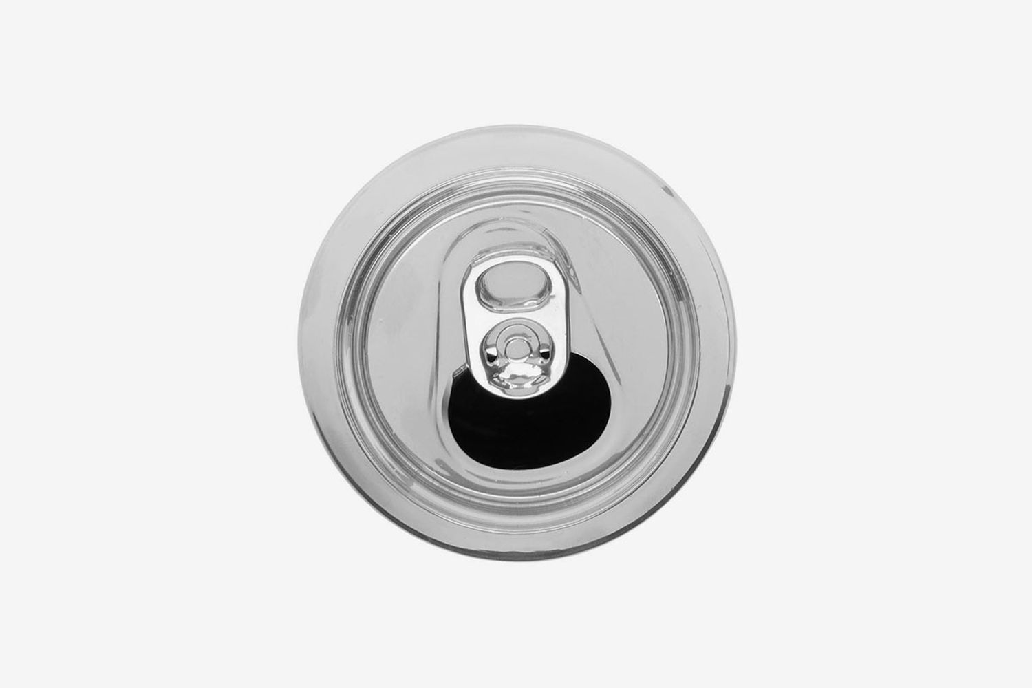 Clear Can Keychain