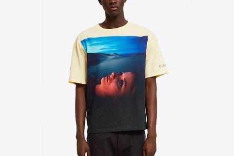 Shinoyama Face T-Shirt