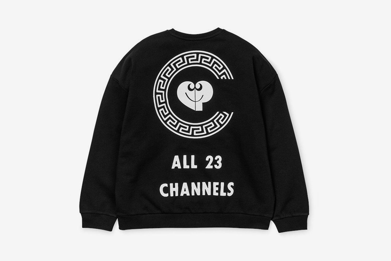 Radio Club L.A. Sweater