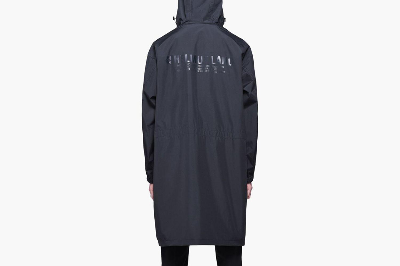 Hooded Raincoat