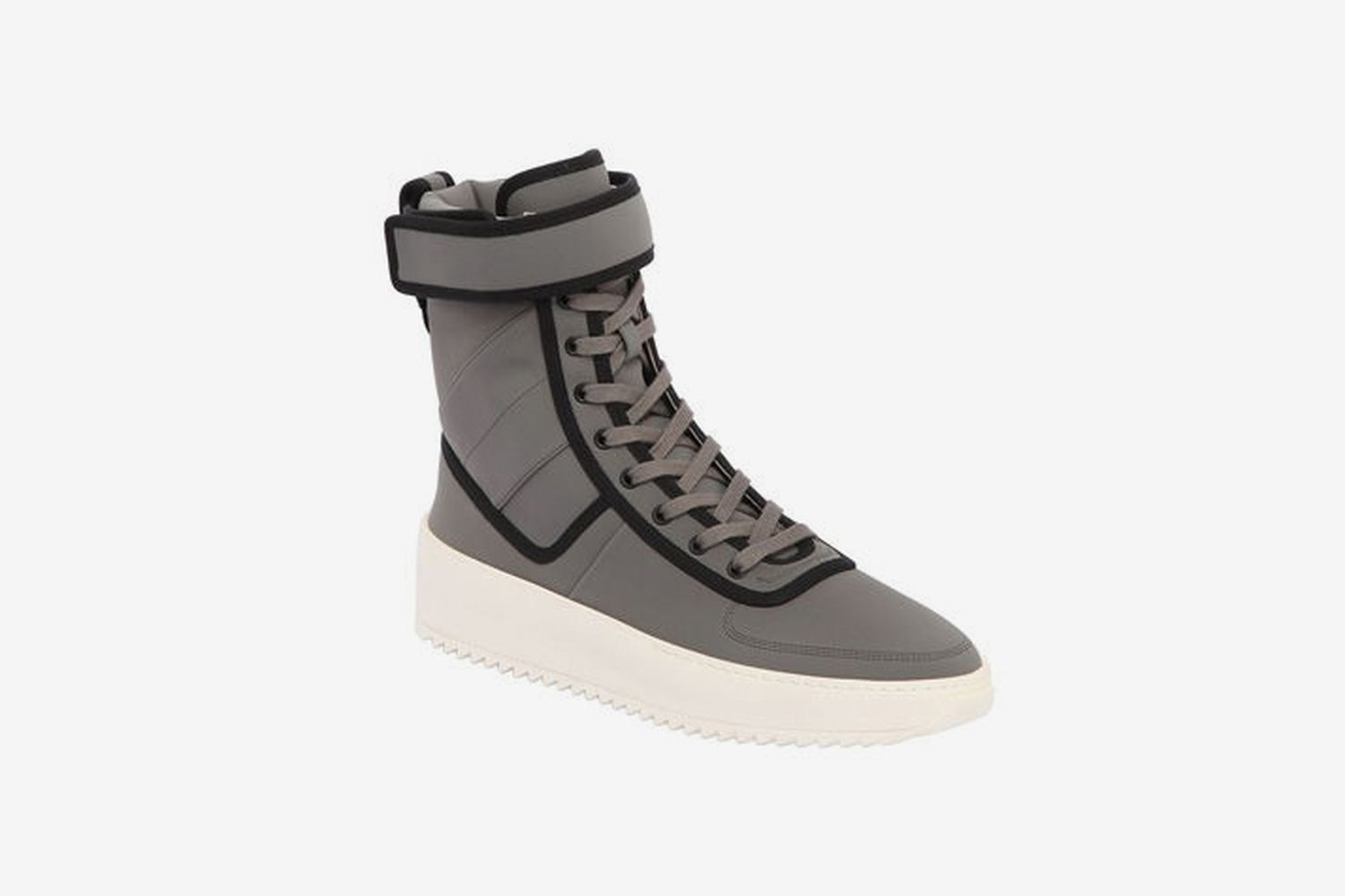 Military High Top Sneakers
