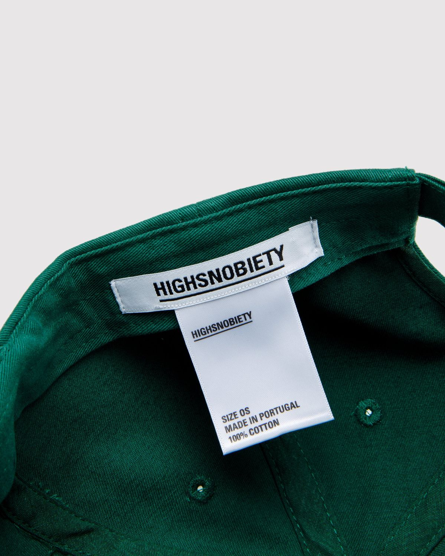 Highsnobiety Staples - Cap Green - Image 3