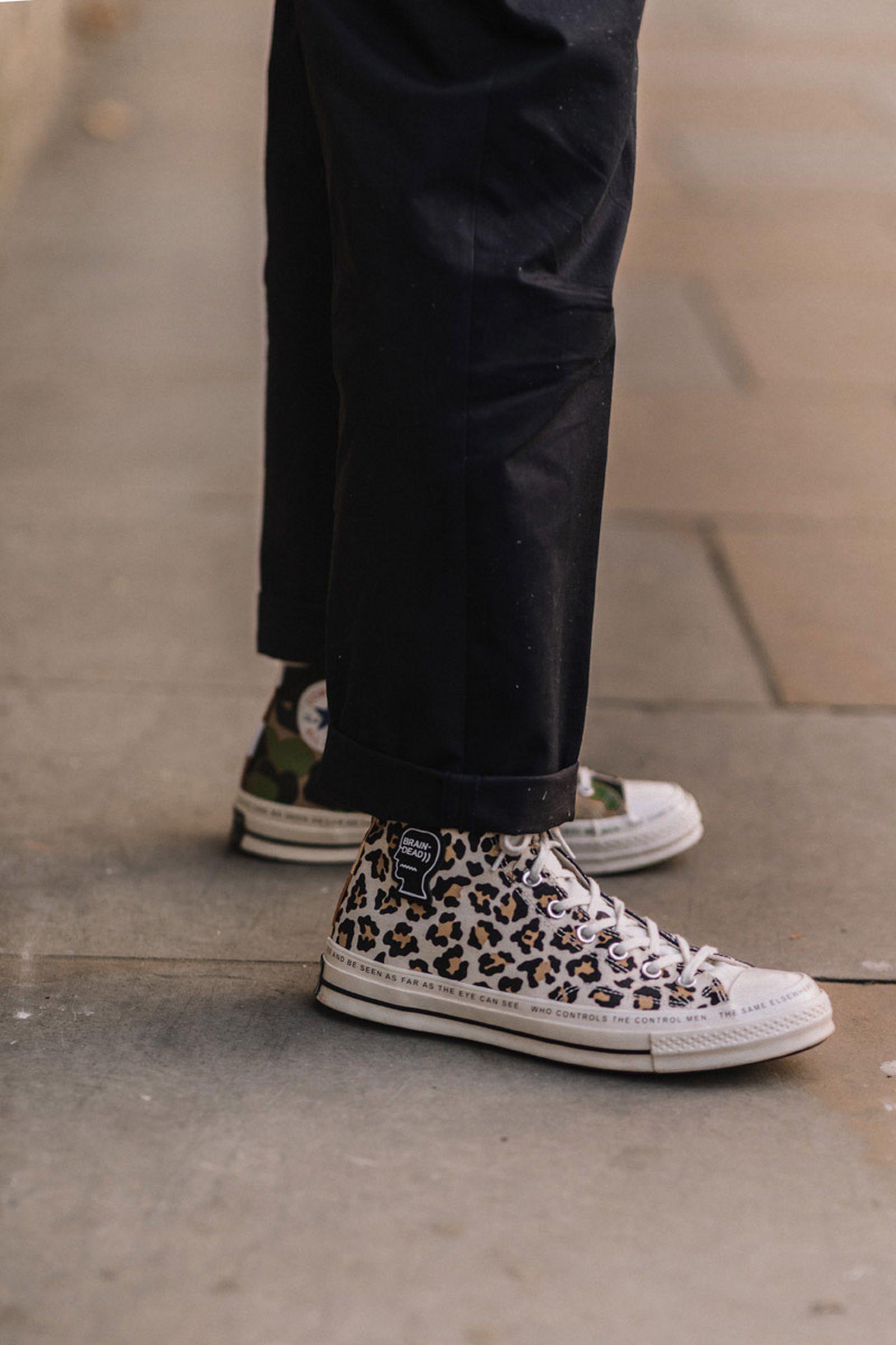 MFW19 London StreetStyle Sneakers AsiaTypek 11 lfwm
