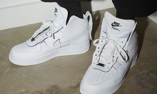 How & Where To Buy the Public School x Nike Air Force 1 Tomorrow