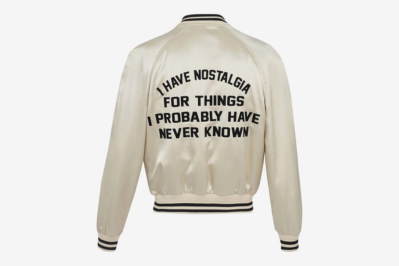 Teddy Souvenir Jacket