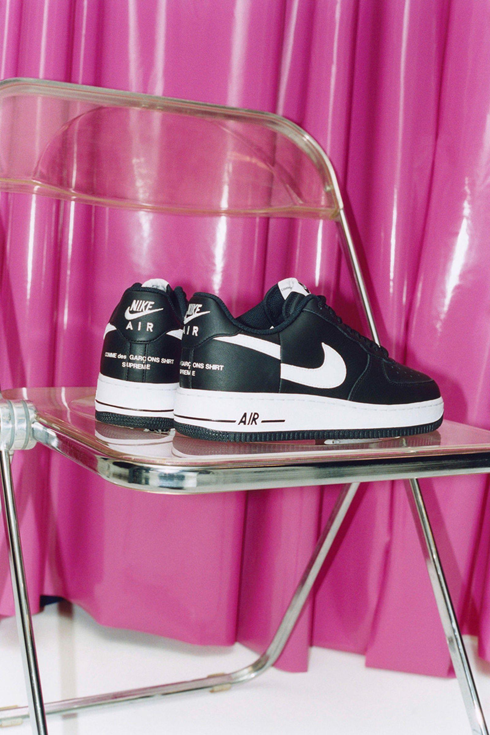 supreme cdg Nike comme des garcons shirt