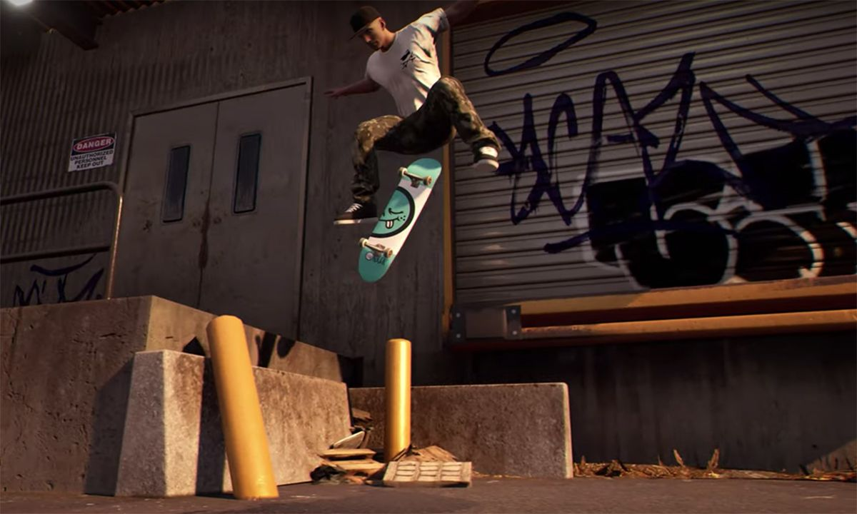 'Session' Is Going to Be the Next Big Skateboarding Video Game