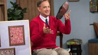 a beautiful day in the neighborhood trailer Mister Rogers tom hanks