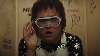 rocketman teaser trailer Taron Egerton elton john