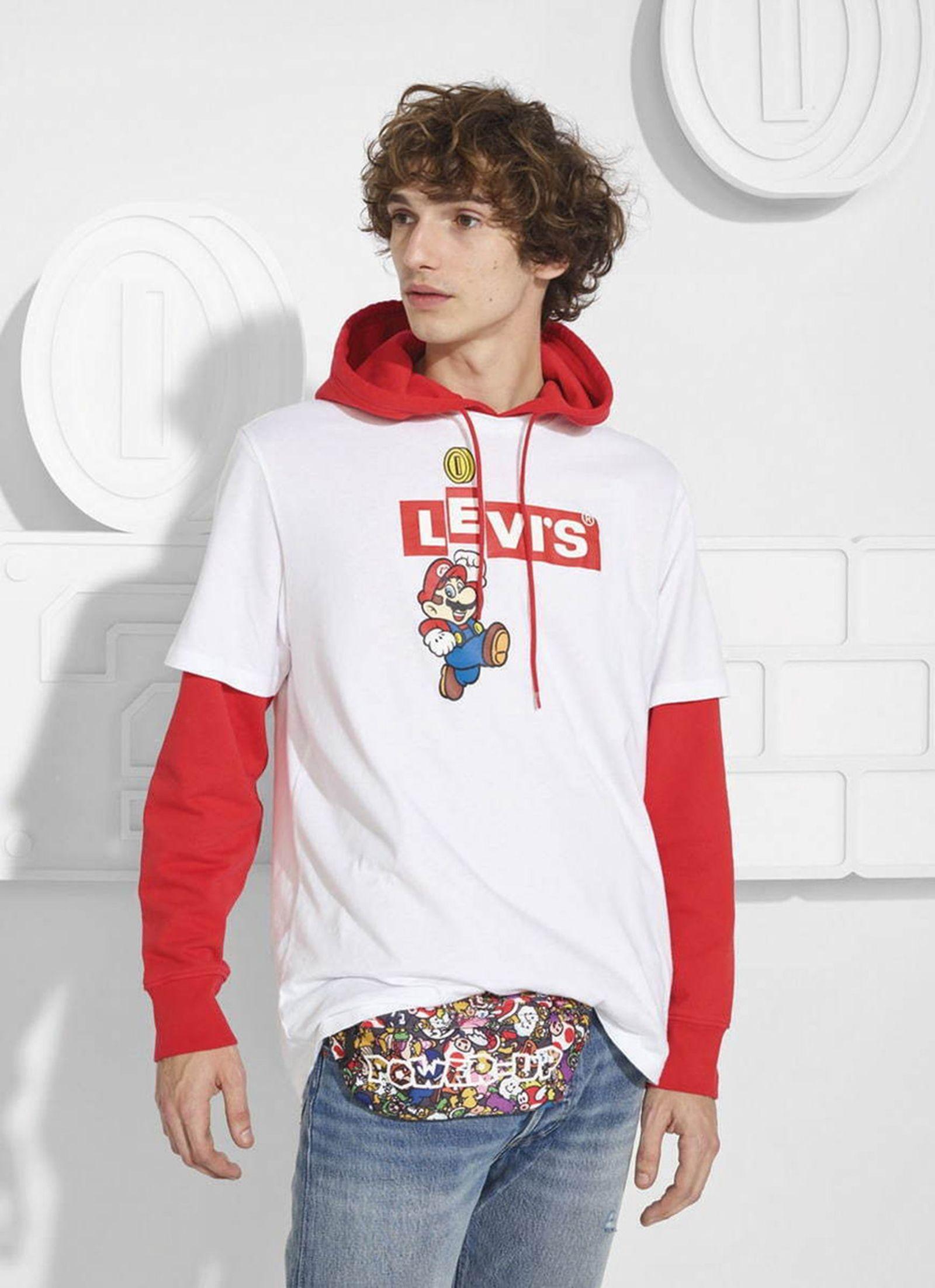 Levi's Nintendo Super Mario Collection
