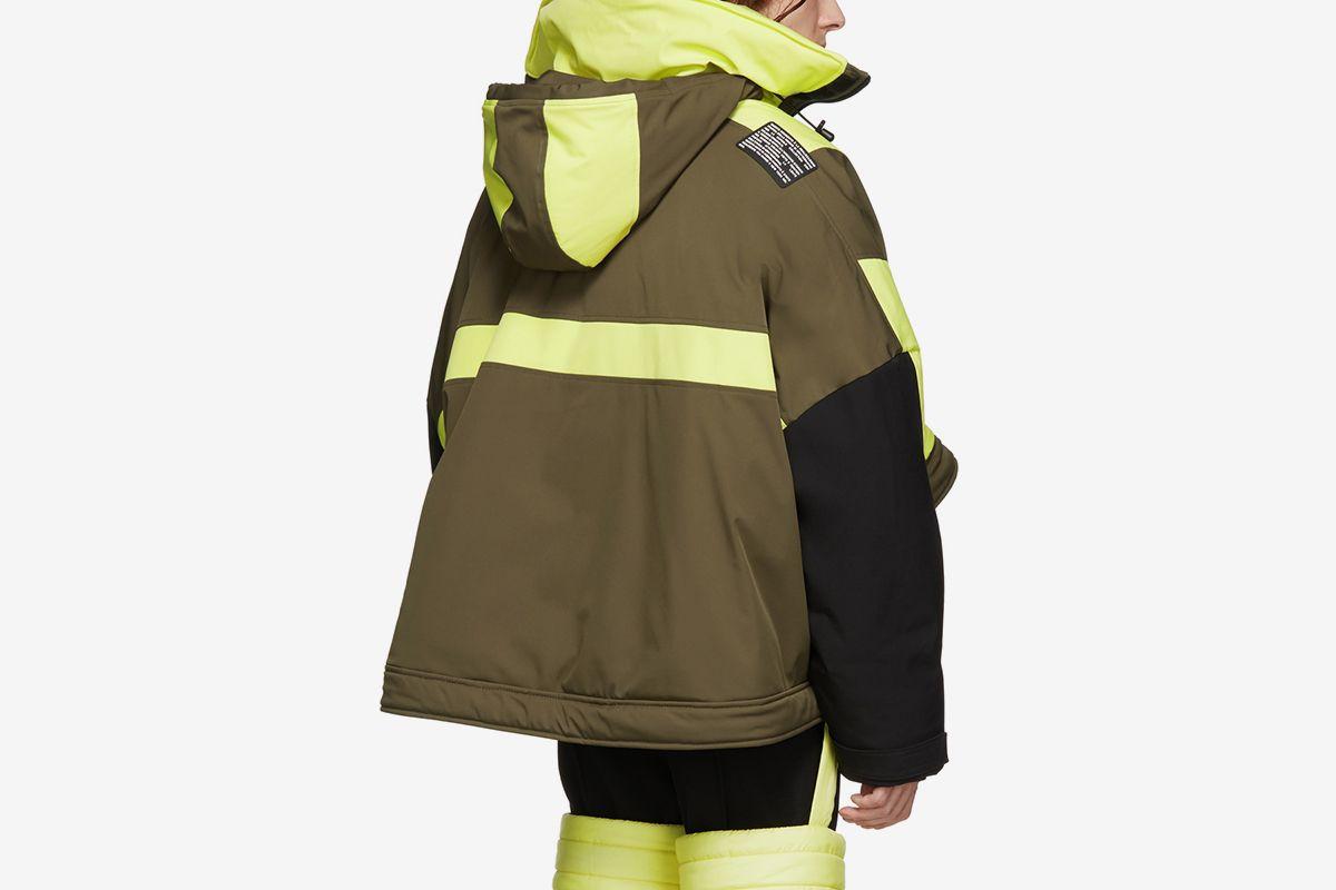 Short Villa Shell Jacket